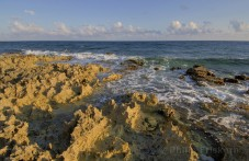 Grand Cayman, 'iron shore' op Prospect Point